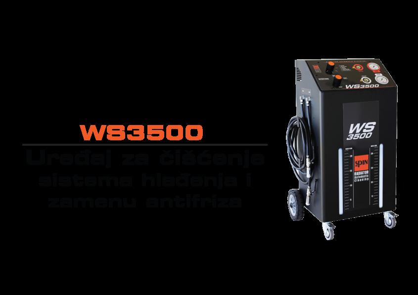 WS 3500